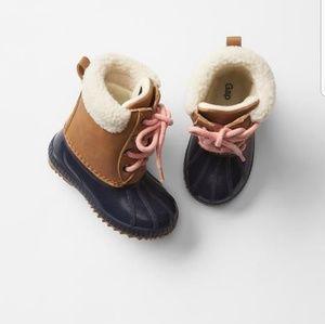 Girls Duck Rain Boots